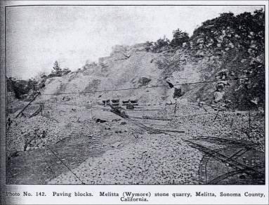 Melitta quarry